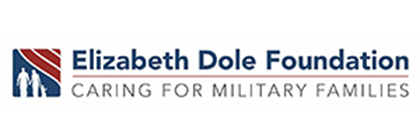 Elizabeth Dole Foundation - Caring for Military Families Logo