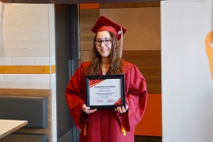 Legacy Archways to Opportunity Program Graduate
