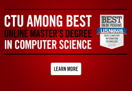 CTU USNWR Computer Science Degrees