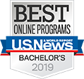 US News Best Online Programs 2019 - Bachelor's