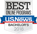 US News Best Online Programs 2018 - Bachelor's