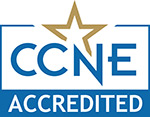 CCNE Accredited Degree Program