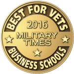 Military Times - Best for Vets - Business Schools